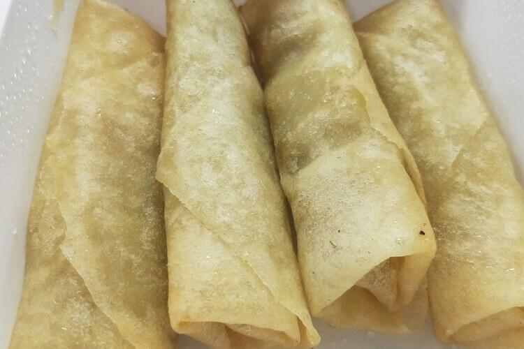 我喜欢吃春卷皮,想问越南春卷皮可以做什么菜吃?