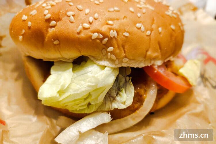 酷比乐汉堡相似图片3