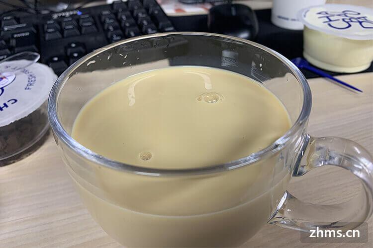 小奶茶加盟店有哪些?选择好项目加盟就是选择成功!