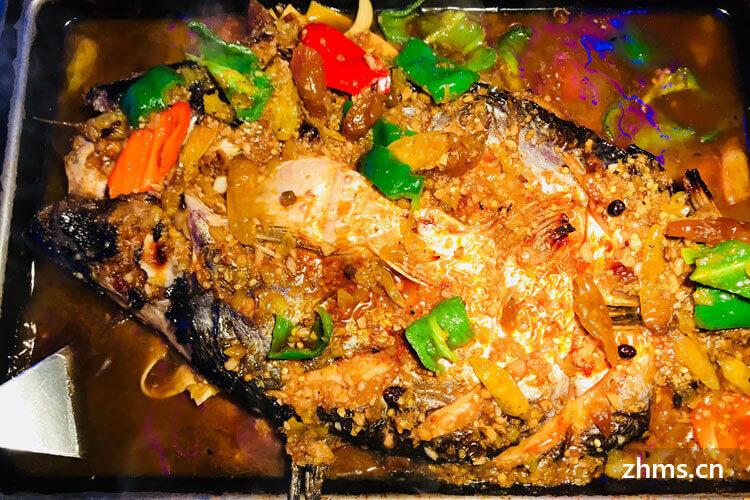 渔叔烤鱼饭相似图