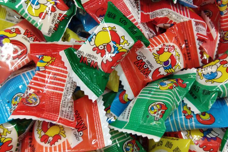 想买一点菲丽嘟的糖果回家,菲丽嘟糖果好不好?