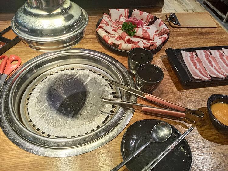 美味值高达9.9分的韩式烤肉,性价比可以得满分!
