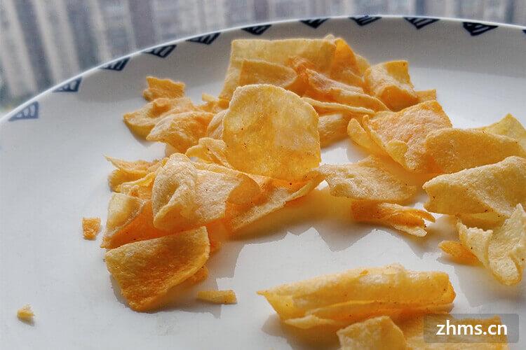薯片为什么一炸就软了