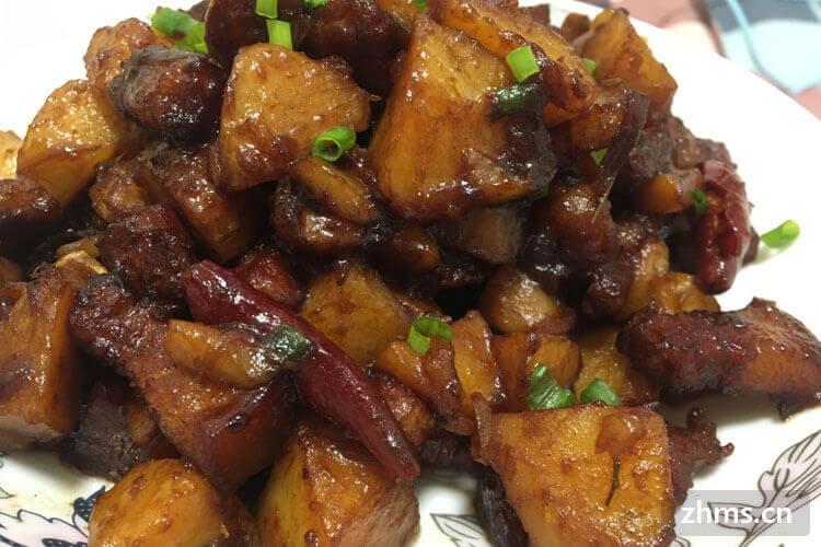 土豆烧肉该怎么做