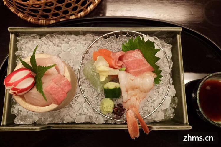 寿司加盟店的价格大概是多少