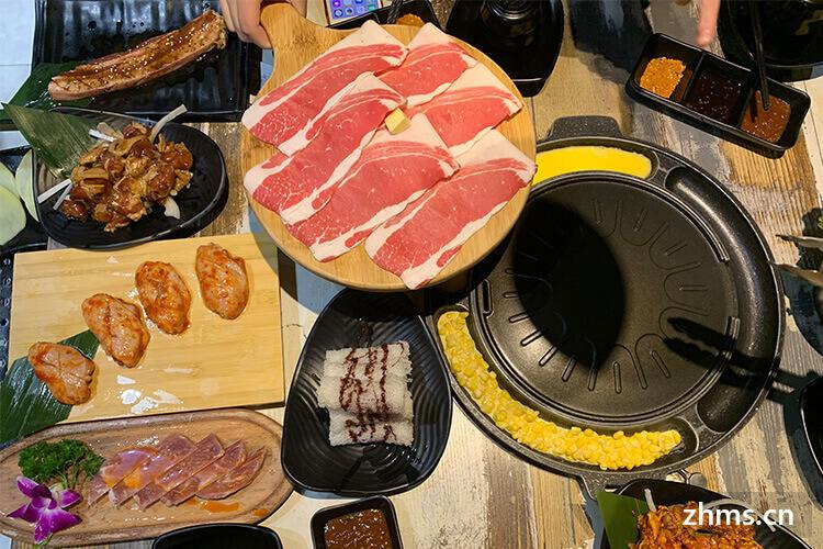 想加盟一家汉丽轩韩式自助烤肉,请问怎么样呢?