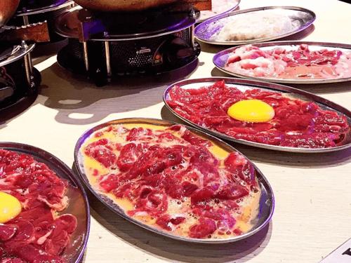 神奇廣東特色?用粥水燙火鍋,不上火還特別的好吃!