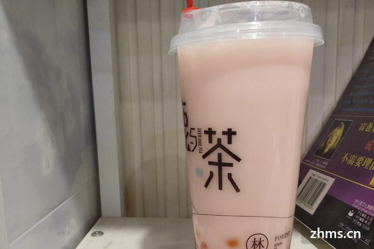 品牌奶茶店加盟费用多少钱