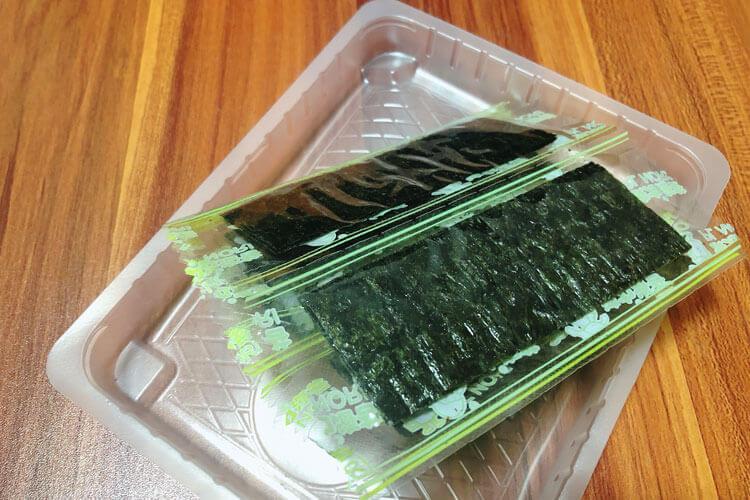 海苔可以用紫菜做成的,自己用紫菜怎么做海苔?