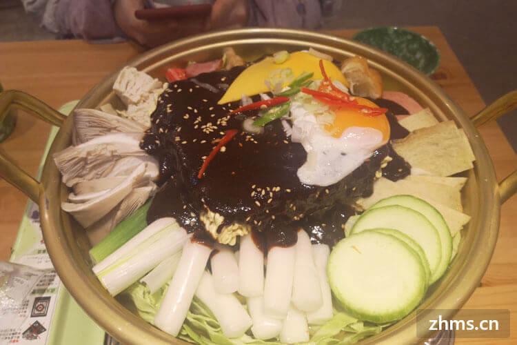 蔚珍家韩国年糕火锅相似图