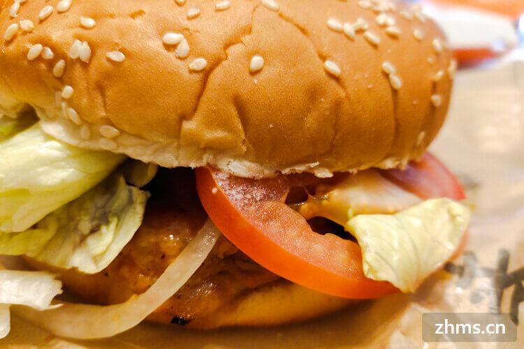 华派士汉堡相似图片2