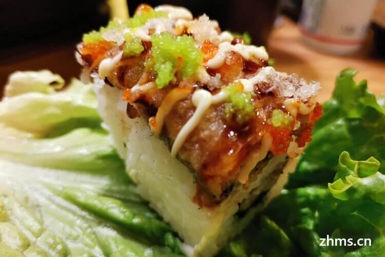 我想问问滨俯外带寿司赚钱吗?