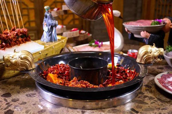 重庆排名第一火锅:带你解锁正宗美味火锅,欢度鼠年