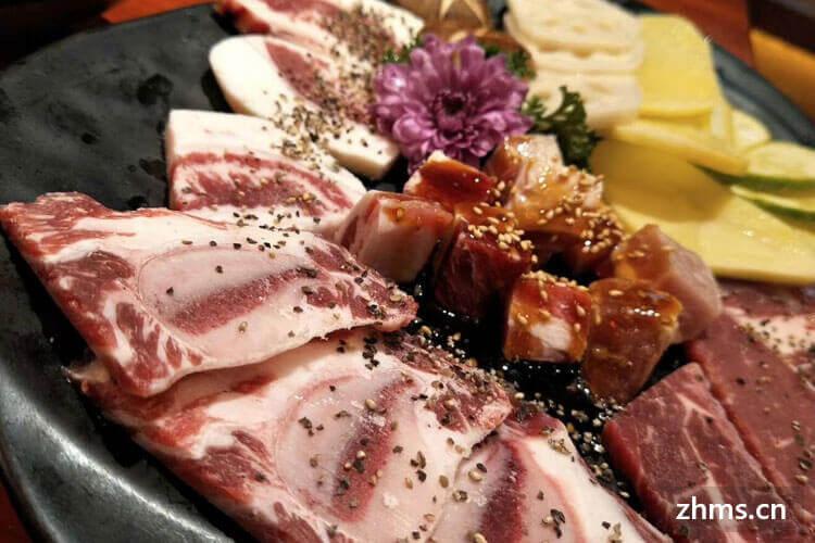 小竹签烤肉相似图1