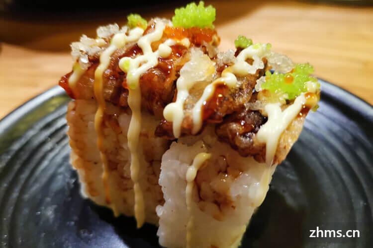 秦皇岛寿司加盟店哪家好?