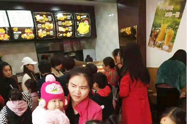 【十大汉堡店】快乐星汉堡怎么样?让你的店开得红火!