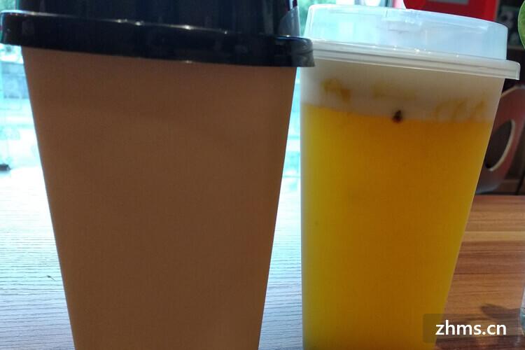 汁汁优味奶茶加盟费是多少?10㎡起低价开店!