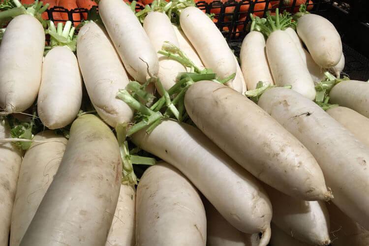 开始学习腌制白萝卜,白萝卜整个腌制方法是什么?