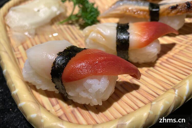 黑眼熊寿司店加盟流程