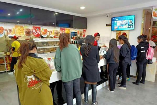 创业选择快乐星汉堡店加盟,助您轻松获取财富!