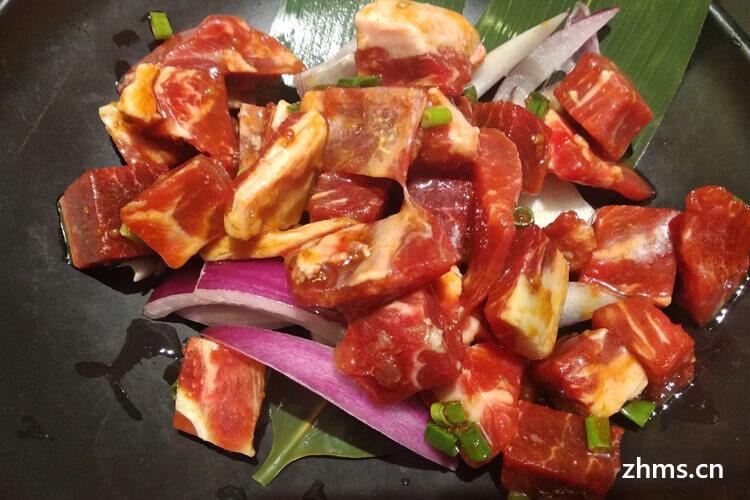 明成缘韩国传统炭火烤肉相似图片3
