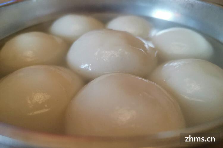 速冻汤圆是热水下锅还是冷水下锅