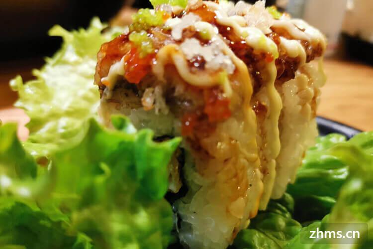 七滨外带寿司加盟优势是什么?
