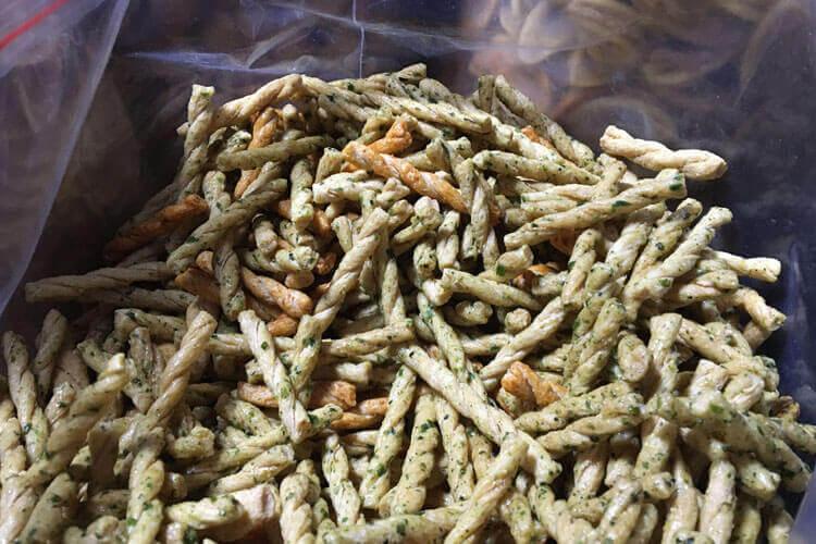 想吃一些麻花,桂发祥十八街麻花哪个味道好吃?