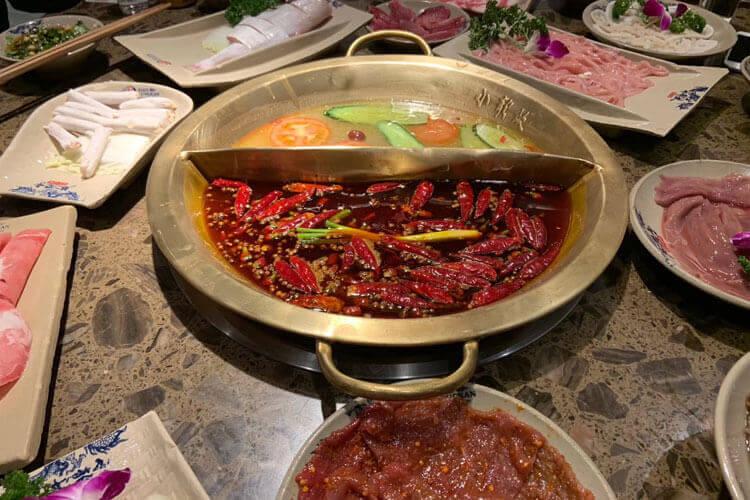 喜欢吃小火锅,麻辣失态旋转小火锅怎么样