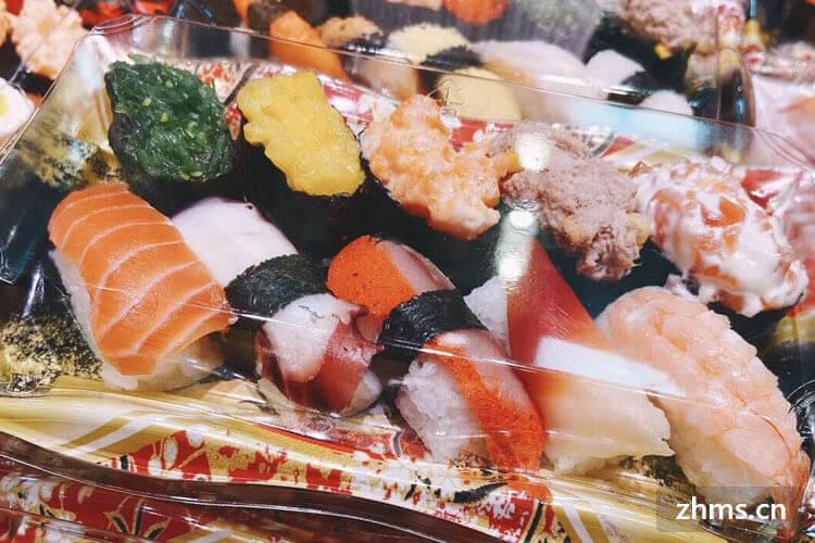 回转寿司加盟怎么开