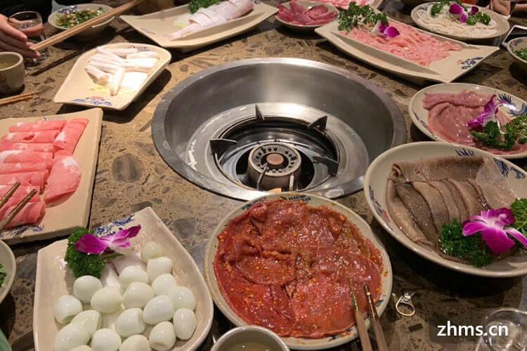 吃火锅需要啥配菜