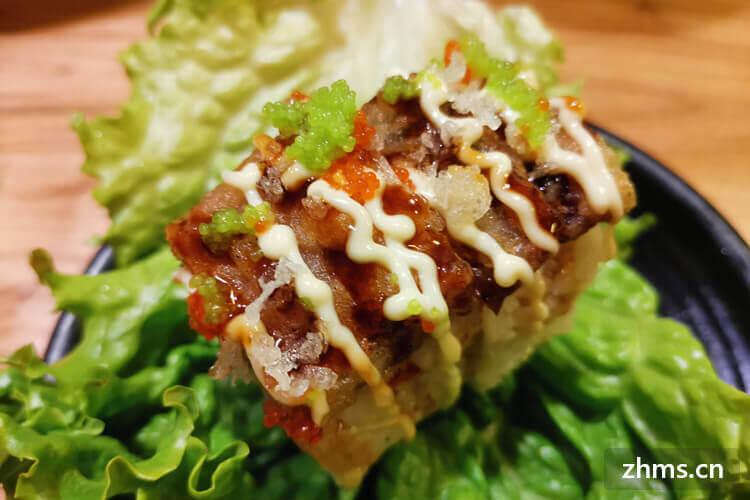 外带寿司加盟店排行榜