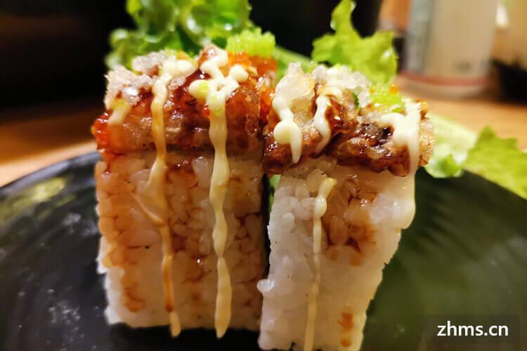 如何加盟回转寿司?