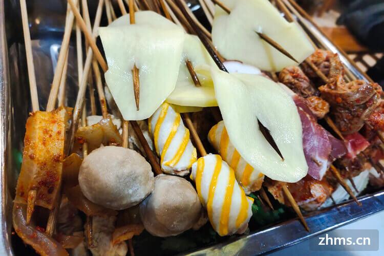 老板凳砂锅串串香相似图片1