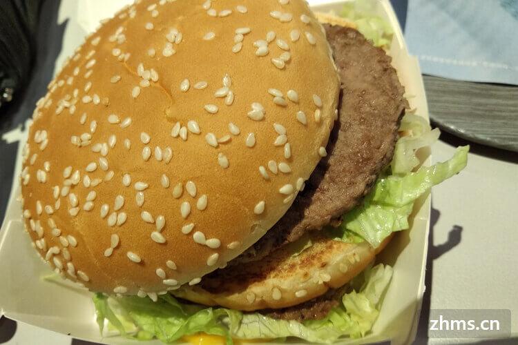 红日子汉堡相似图片3