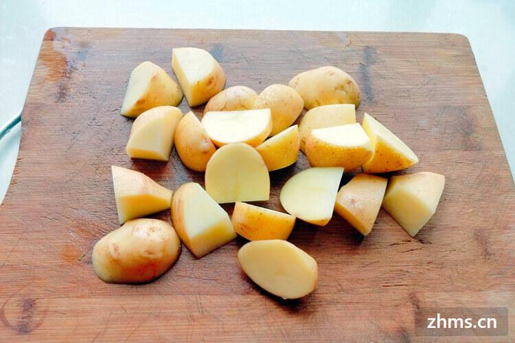 土豆怎么快速炖烂