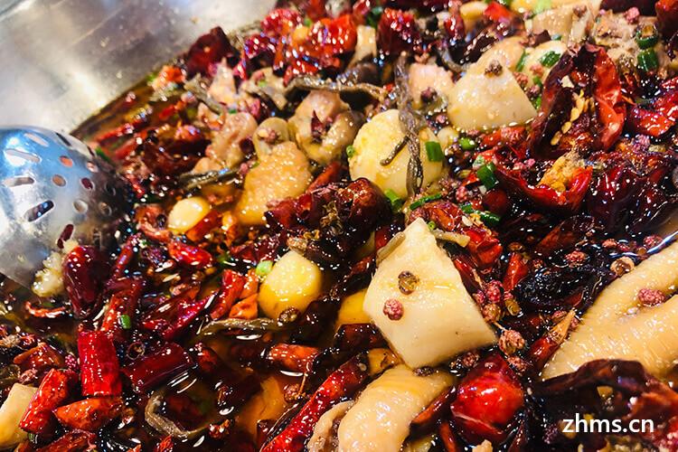 火锅鸡里面的配菜有什么