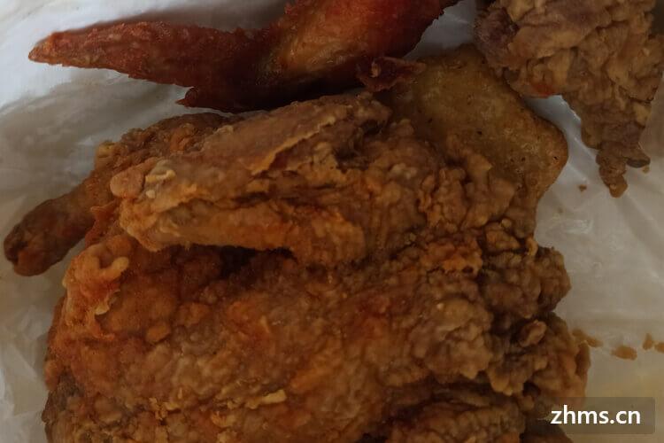 韩国炸鸡店加盟费用多少