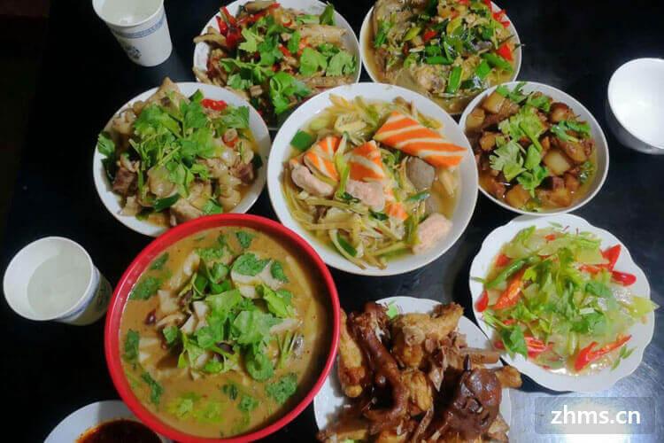 飞乐小厨中餐厅加盟多少钱