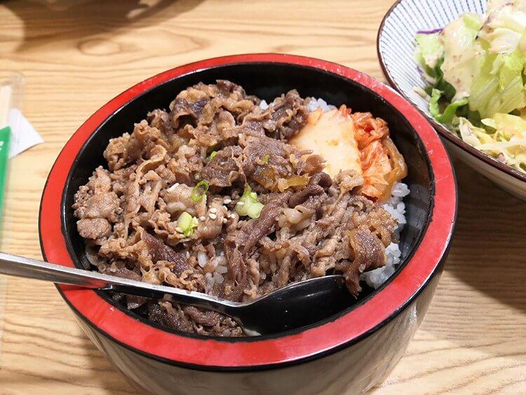 59元吃双人日料套餐,超多肉的牛丼饭大口吃特带劲