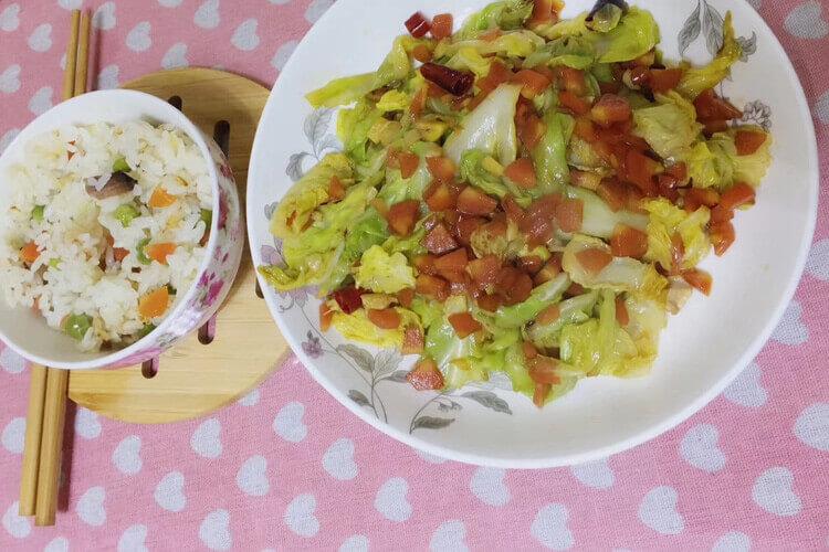 白菜叶面肥长面好吃不,吃多了会长胖吗?