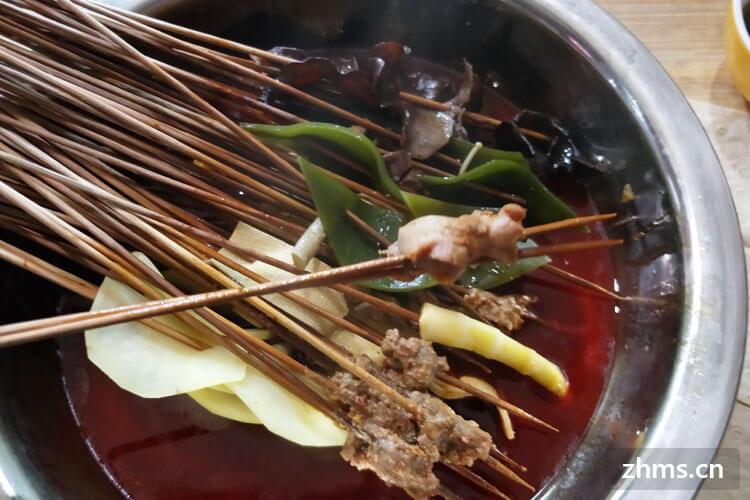 烫锅鲜砂锅串串相似图