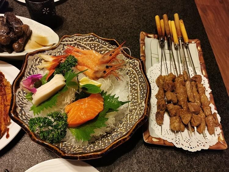 环境超棒的日本料理,198元就能吃到丰富又精致的菜品