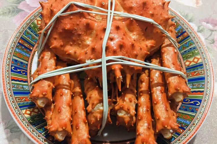 螃蟹虽好吃,清洗却比较麻烦,帮着的螃蟹怎么洗呢?