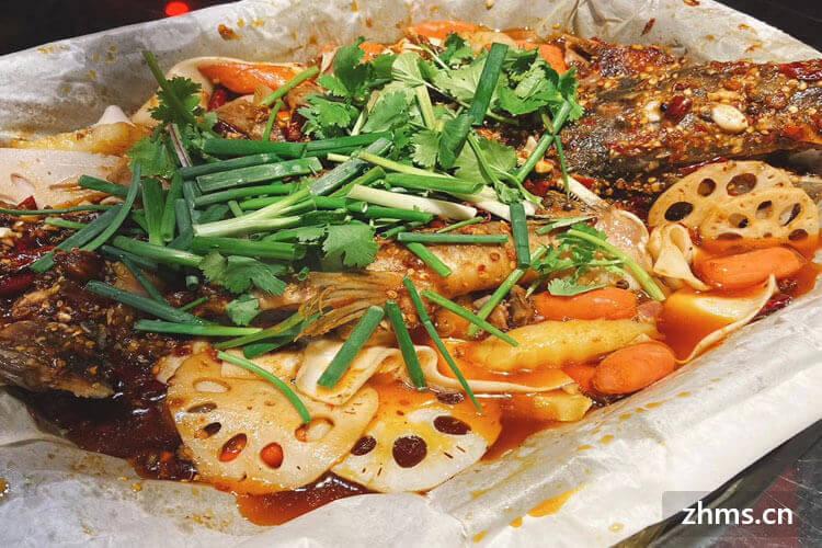 神话烤鱼香锅川菜烤鱼相似图片2