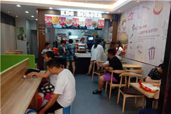 【汉堡店加盟】快乐星汉堡加盟店是如何吸引到这么多消费者的呢?