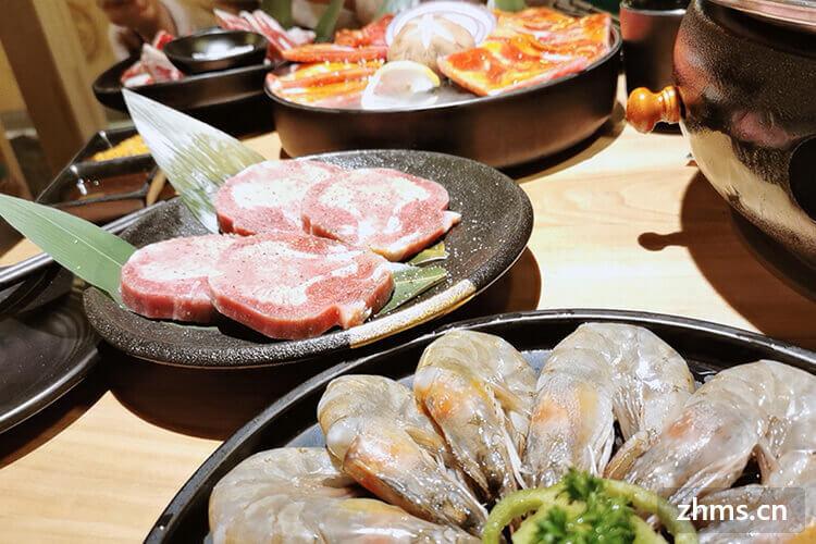 韩式烤肉技术加盟费用多少