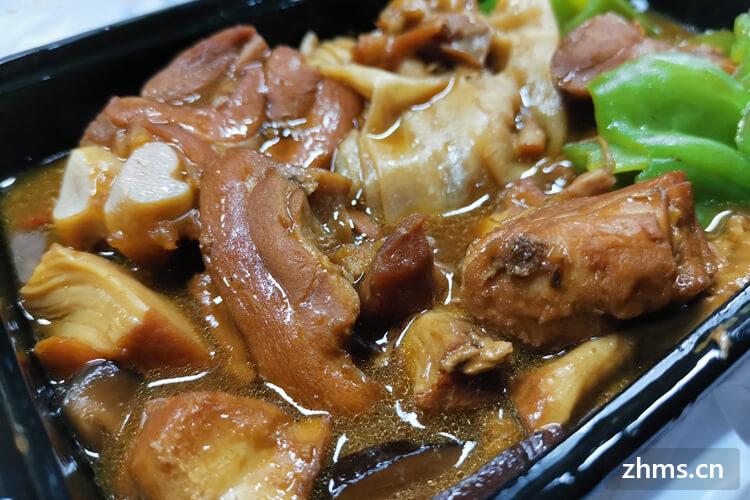 张记黄焖鸡米饭相似图片2