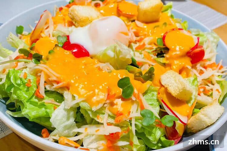 哪些菜可以做沙拉菜