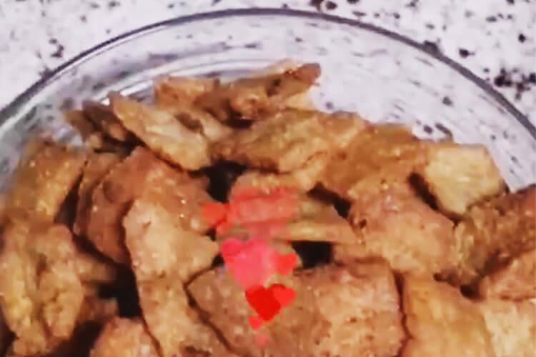 婆婆也是妈,亲手给她做了苦荞锅巴,直夸好吃!怎样行不?
